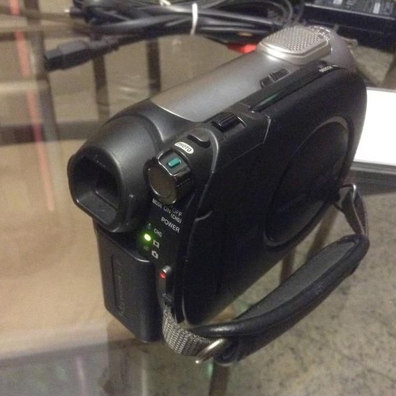 Filmadora Sony Handycam Dcr-dvd 108 + Acessórios E Acompanha Bolsa.