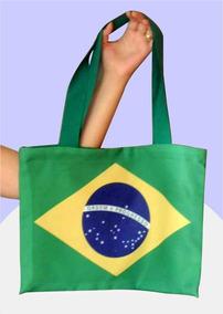 Bolsa Brasil Sacola Brasil Bandeira Do Brasil