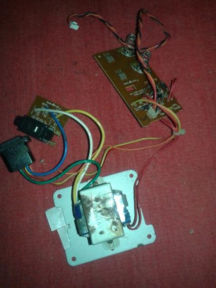 Transformador 220v Original Com A Placa Do Som Aiwa Csd A220