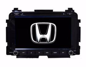 Kit Central Multimidia Honda Hrv S95 Phonelink Tv Bt Gps