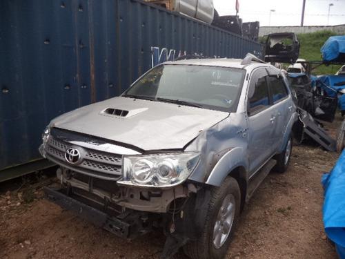 Sucata Toyota Hilux Sw4 3.0 4x4 2011