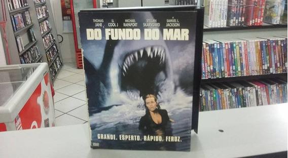 Dvd Do Fundo Do Mar - Original