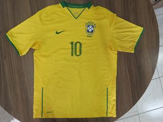 Brasil Camisa Original Nike Ano 2008