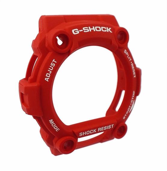 Bezel Capa Casio G-shock G-7900 Gw-7900 Vermelho