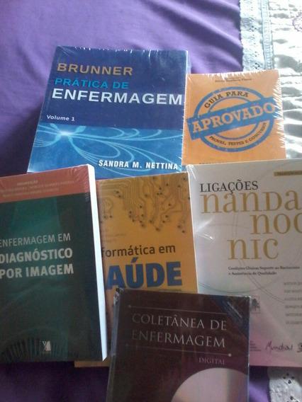 Livros Pra Estudantes Na Área Da Enfermagem