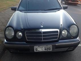 Mercedes E 420 V8 Automatica, Não É Maverick