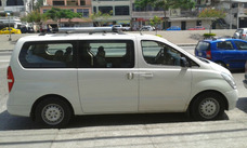 Rento Buseta H1-2014 Turbodiesel 12 Per. Sin/con Chofer Turi