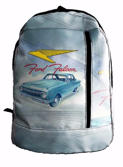 Mochila Sublimada Ford Falcon Mcar024