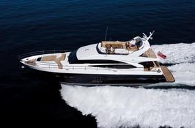 Princess 72 Ñ Intermarine Prestige Azimut Ferretti