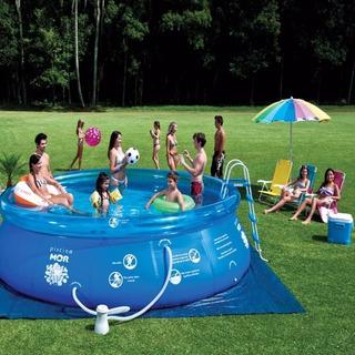 Piscina Inflável 4600 Litros Splash Fun Mor Prota Entrega