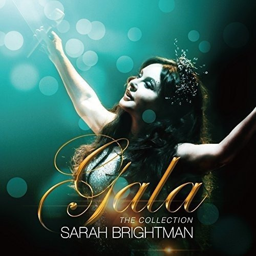 Cd : Sarah Brightman - Gala: Collection (super-high Mate...