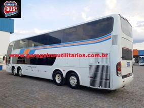Marcopolo Paradiso Dd Ano 10/10 Scania K-420 4 Eixos!ref 87