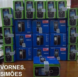 Nokia C2-01 Preto C Câmera 3.2 Mp 3g Rádio Fm Mp Mp3