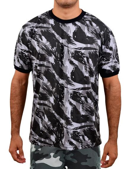 Camuflada - Camiseta Camuflada Urbana