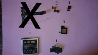 Gt-i9070 Galaxy S2 Lite Peças ( Cada )
