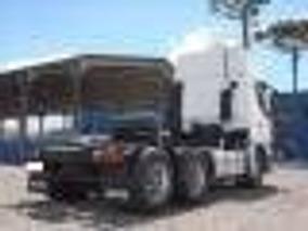 Caminhão-iveco-stralis 560 6 X 2 2014-branca - 2014