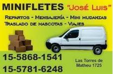 Minifletes - Mini Fletes Economicos En Capital