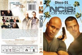 Ncis: Los Angeles As 9 Temporadas - Com Frete Grátis