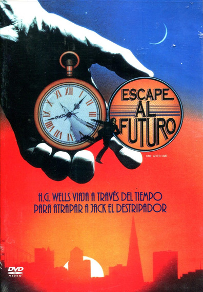 Dvd Escape Al Futuro ( Time After Time ) 1979 - Nicholas Mey