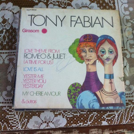 Lp Tony Fabian - Casadorock82