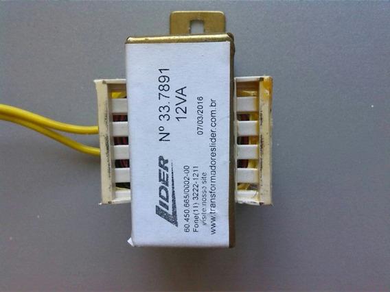 Indutor 2,5 Mhy X A 12 Va 6 Amp 60 Hz