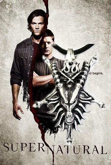 Colar Supernatural Sam E Dean Amuleto Proteção