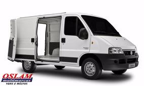 Fiat Ducato Cargo 9.0 M³ - 0 Km - Van Oslam