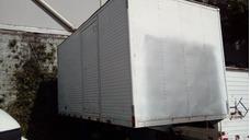 Baú Aluminio 4.40mts X 2.10mts