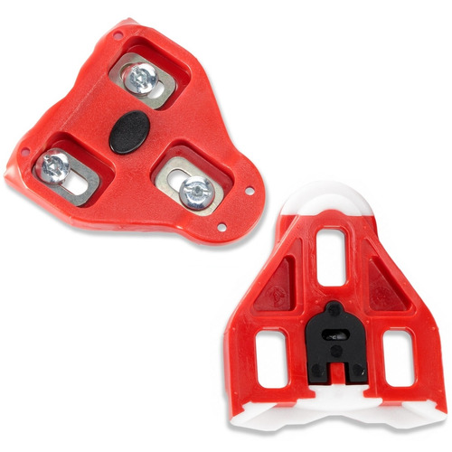 Taco Pedal Look Bi Material Arc Delta Vermelho | Mercado Livre