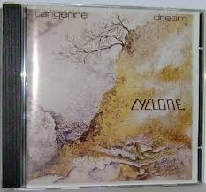 Cd Tangerine Dream - Cyclone