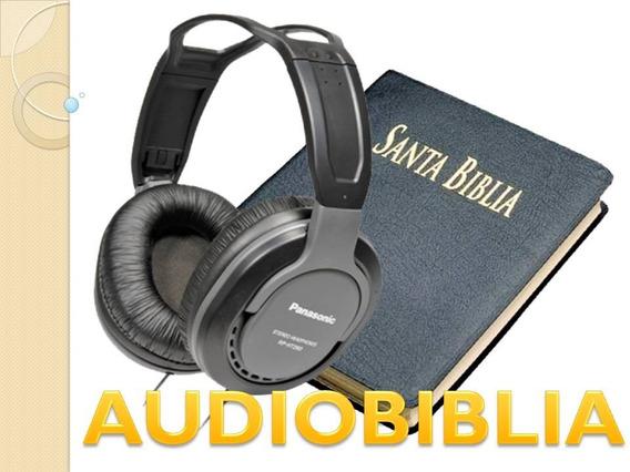 Bíblia Em Áudio Mp3 - Almeida Revista E Corrigida