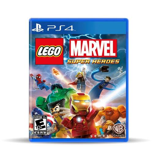 Lego Marvel Super Heroes, Físico, Macrotec