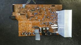Placa Principal Do Som Lg Lm-730a