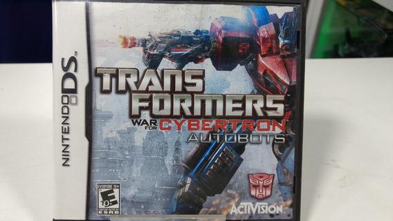 Transformes Nintendo Ds Original