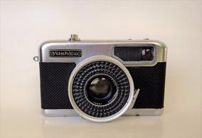 Câmera Yashica Half 17 E E Rapid (anos 60) P/colecionadores