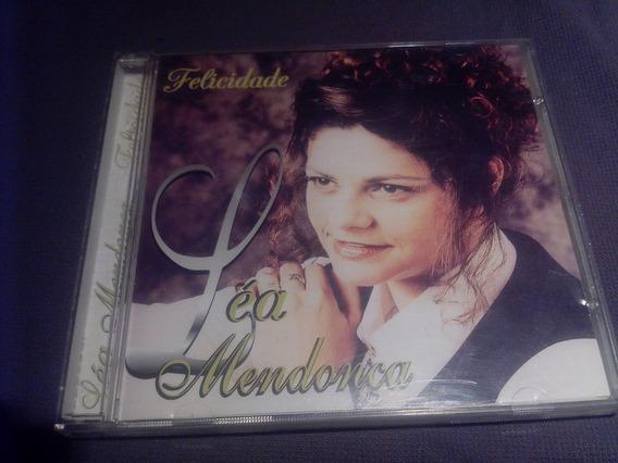 Cd Léa Mendonça - Felicidade - Novo - Relíquia