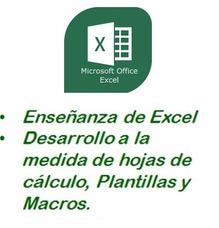 Clases Y Trabajos En Excel