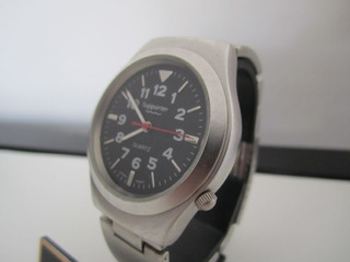 Reloj Supporter Quartz (acero Pulido) Made In Japan