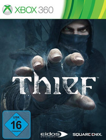 Thief Xbox 360 Novo Lacrado Frete R$ 10,00