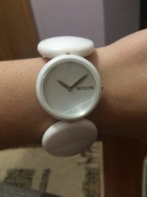 Relógio Nixon The Spree - Original Branco