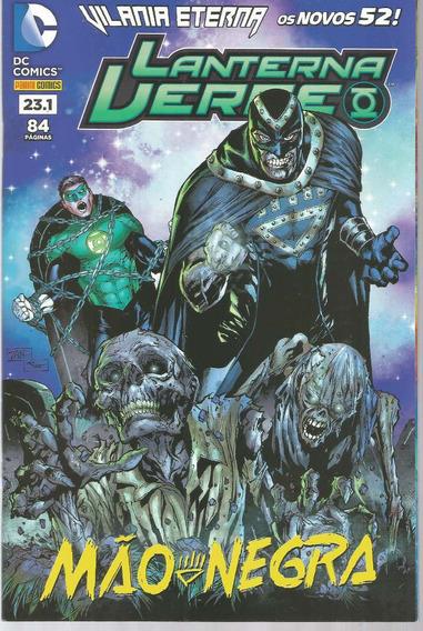 Lanterna Verde 23.1 Novos 52 - Mao Negra Bonellihq Cx89 G19