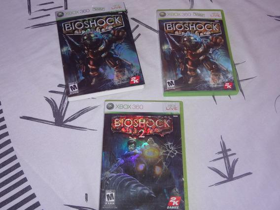 Bioshock 1 Ou Bioshock 2 (jogo Original Xbox360)