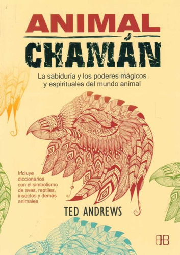 Animal Chaman - Ted Andrews - Arkano Books