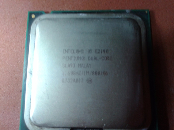 Intel Dual Core E2140 1.6 Ghz 1m