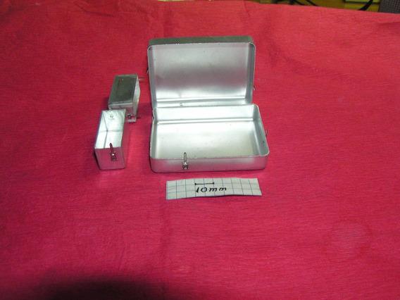 Vhf Blindaje Aluminio Para Proyectos De Rf