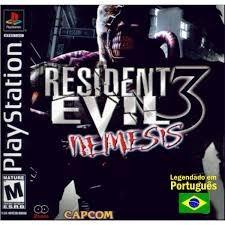 Patch Resident Evil 3 Português Ps1/ps2 ( Pague 1 E Leve 5 )