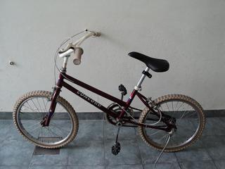 Bicicleta De Niña Rodado 20 Marca Concord