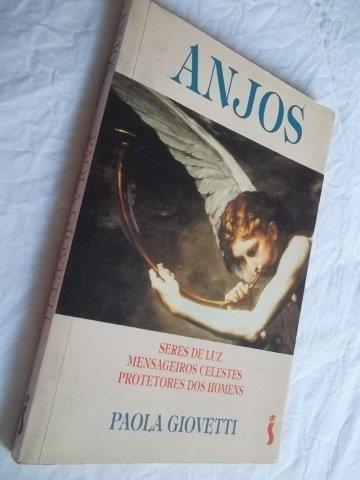 Livro - Paola Giovetti - Anjos - Esoterico