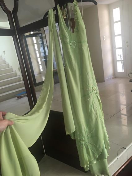Vestido Largo Dama Maria Isabel Talla Chico