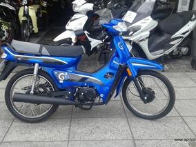 Motomel Go 110 0km Ap Motos
